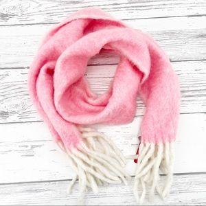 Anthropologie Erfurt solstice wool blanket scarf